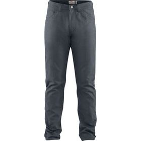 Fjällräven Greenland Canvas Jeans Heren, dusk
